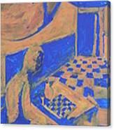 Speler Canvas Print