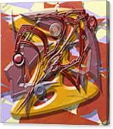 Spelunkers Canvas Print
