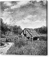 Spencer Barn Canvas Print