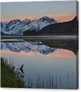 Spencer Galcier Sunrise Canvas Print