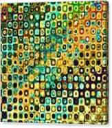 Spex Future Abstract Art Canvas Print