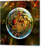 Sphere Of Refractions Canvas Print