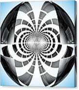 Spheroid Canvas Print