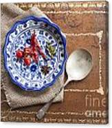 Spicy Cooking Canvas Print