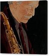 Spike Robinson Canvas Print
