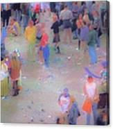 Spinner Canvas Print