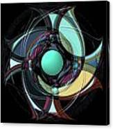 Spinners 5 Canvas Print