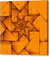 Spiral Form Canvas Print