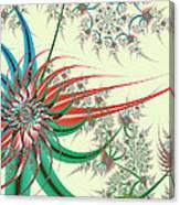 Spiral Garden Canvas Print