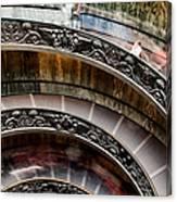 Spiral Staircase No4 Canvas Print