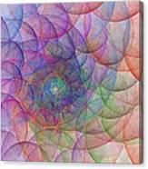 Spirale Canvas Print
