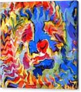 Spirit Beast Canvas Print