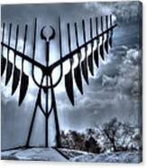 Spirit Catcher Storm Canvas Print