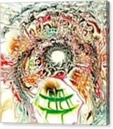Spirit Crowd Canvas Print