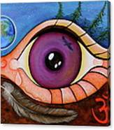 Spirit Eye Canvas Print