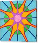 Spirit Mandala Canvas Print