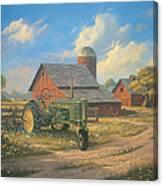 Spirit Of America Canvas Print