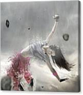 Spirit Of Dance Canvas Print