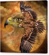 Spirit Of The Wind Canvas Print