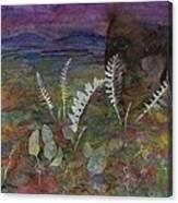 Spirit On The Tundra Canvas Print