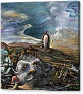 Spirit World Canvas Print