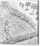Spirits In The Balance Canvas Print