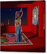 Spirits Of Arabia Canvas Print