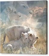 Spirits Of Innocence Canvas Print