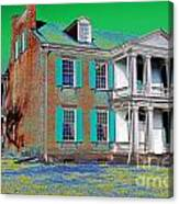 Spirits Of The Civil War Canvas Print