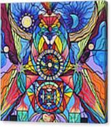 Spiritual Guide Canvas Print