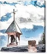 Spiritual Pastels Canvas Print