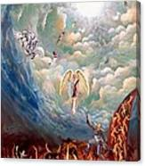 Spiritual Warfare Canvas Print