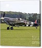 Spitfire Mk Ixb Canvas Print