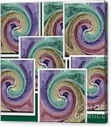 Splash Of Colors Canvas Print