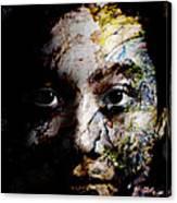Splash Of Humanity Canvas Print