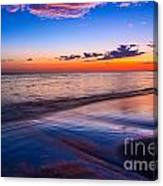Splashes Of Color - Maui Canvas Print