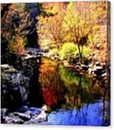 Splendor Of Autumn Canvas Print