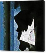 Splintered  Canvas Print