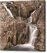 Split Rock Falls Canvas Print