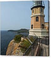 Split Rock Lighthouse 100 Canvas Print
