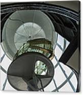 Split Rock Lighthouse Lens Canvas Print