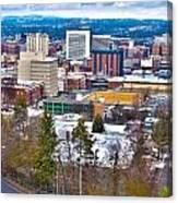 Spokane Washington Canvas Print