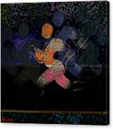 Sport B 7 B Canvas Print