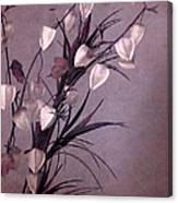 Sprigs Canvas Print