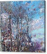 Spring 2013 Canvas Print