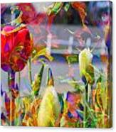 Spring Abstraction IIi Canvas Print