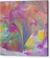 Spring Aurora Canvas Print