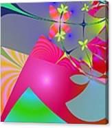 Spring Awakes Canvas Print