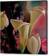 Spring Bouquet II Canvas Print