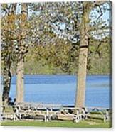 Spring Fed Shepherd Lake Canvas Print
